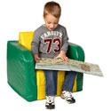 Juvenile Pullout Chair, Kids Bean Bag Chairs | Kids Chairs | ABaby.com