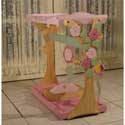 Flower Garden Doll Changer, Baby Doll House | Accessories | Doll Furnitutre Sets