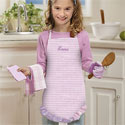 Personalized Aprons, Kids Play Kitchen Sets | Childrens Play Kitchens | ABaby.com