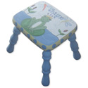 Frog Prince Stool, Personalized Kids Step Stools | Step Stools for Toddlers | ABaby.com