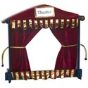 Royal Tabletop Puppet Theater, Creative Play | Creative Toddler Toys | ABaby.com