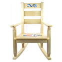 Personalized Sports Rocking Chair, Kids Rocking Chairs | Kids Rocker | Kids Chairs | ABaby.com