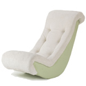 Big Kid Banana Rocker, Kids Upholstered Chairs | Personalized Upholstered Chairs | ABaby.com