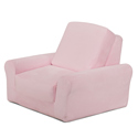 Kid's Little Loungers, Kids Upholstered Chairs | Personalized Upholstered Chairs | ABaby.com
