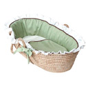 All-Time Classic Moses Basket, Baby Baskets For Girls | Girls Moses Baskets | ABaby.com