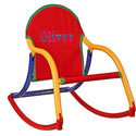 Personalized Folding Toddler Rocker, Kids Rocking Chairs | Kids Rocker | Kids Chairs | ABaby.com