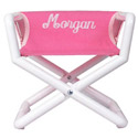 Personalized Tot's Director's Chair, Kids Chairs | Personalized Kids Chairs | Comfy | ABaby.com