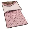 Dazzling Dots Sleeping Bag, Personalized Sleeping Bags | Kids Sleeping Bags | ABaby.com