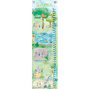 Inspired Play Growth Chart, Personalized Baby Growth Chart for Girls & Boys