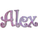 Alex's Garden Wall Letters, Kids Wall Letters | Custom Wall Letters | Wall Letters For Nursery