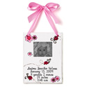 Photo Ladybug Birth Certificate, Name Wall Plaques | Baby Name Plaques | Kids Name Plaques