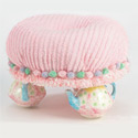 Small Tea Pot Tuffet, Nursery Decor Accessories | Kids Switch Plates | ABaby.com