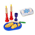 Shabbat Dinner Set, Creative Play | Creative Toddler Toys | ABaby.com