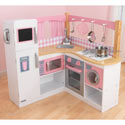 Grand Gourmet Corner Kitchen, Kids Play Kitchen Sets | Childrens Play Kitchens | ABaby.com