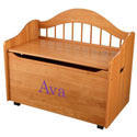 Personalized Limited Edition Toy Box, Kids Storage Bins | Personalized Kids Toy Boxes | ABaby.com