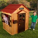 Outdoor Playhouse, Outdoor Playhouse | Kids Play Houses | Kids Play Tents | ABaby.com