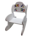 Kids ABC Rocker
