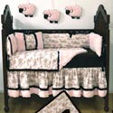 Vintage Lane Crib Bedding Set, Baby Girl Crib Bedding | Girl Crib Bedding Sets | ABaby.com