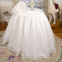 Bambini Bassinet, Baby Girl Bassinet Bedding | Baby Girl Bedding Sets | ABaby.com