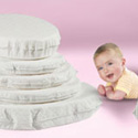 Oval Custom Mattress, Organic Portable Baby Crib Mattress | Custom Foam Mattress |aBaby.com