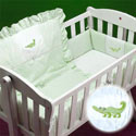 Mini Jungle Cradle Bedding , Cradle Accessories | Bedding For Cradles | ABaby.Com