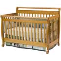 Emily Convertible Baby Crib, Davinci Convertible Cribs | Convertible Baby Furniture | ABaby.com