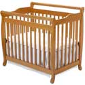 Mini Emily Crib, Portable Cribs For Toddlers | Folding Crib | Porta Cribs | ABaby.com