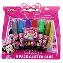 Minnie 6 Pack Glitter Glue