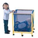 Mobile Equipment Toy Box