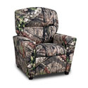 Mossy Oak Kids Recliner