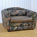 Mossy Oak Tween Sleeper Chair, Kids Upholstered Chairs | Personalized Toddler Couch | Rocker | Recliner