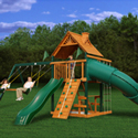 Mountaineer Swing Set, Kids Swing Sets | Childrens Outdoor Swing Sets | ABaby.com