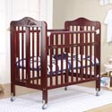 Natalie Portable Crib, Commercial Daycare and Pre-School