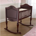 Ga Ga Cradle, Wooden Bassinet | Antique Cradles | ABaby.com