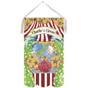 Circus Bold Stretched Art, Circus Fun Themed Nursery | Circus Fun Bedding | ABaby.com