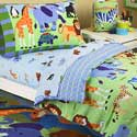 Wild Animals Toddler Bedding, Toddler Train Bedding | Unique Toddler Bedding | ABaby.com