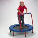 Folding Trampoline, Outdoor Toys | Kids Outdoor Play Sets | ABaby.com