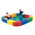 Puzzle Play Hollow With Mat, Baby Bassinets, Moses Baskets, Co-Sleeper, Baby Cradles, Baby Bassinet Bedding.