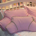 Pal Around Pillows, Personalized Nursery Decor | Baby Room Decor | ABaby.com