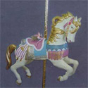 The Treasure Carousel, Circus Fun Nursery Decor | Circus Fun Wall Decals | ABaby.com
