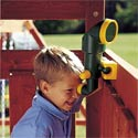 Periscope, Kids Swing Set Accessories |Outdoor Swing Sets | ABaby.com