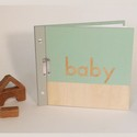 Personalized Baby Engraved Photo Album