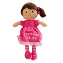 Plush Personalized Baby Doll