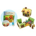 Goldilocks And The Three Little Bears Read And Play Set, Personalized Kids Toys | Baby Toys | ABaby.com