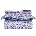 Purple Tiles 3 Piece Quilt Set, Little Girls Twin Bedding Sets | Twin Bedding Collection | aBaby.com