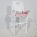 Doll's High Chair, Baby Doll House | Accessories | Doll Furnitutre Sets