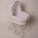 Elizabeth Doll Carriage, Baby Doll House | Accessories | Doll Furnitutre Sets