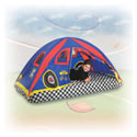 Rad Racer Bed Tent, Train And Cars Themed Nursery | Train Bedding | ABaby.com