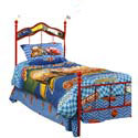 Road Course Bed, Childrens Beds | Girls Twin Bed | ABaby.com