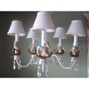 Rocking Horse Chandelier, Nursery Lighting | Kids Floor Lamps | ABaby.com